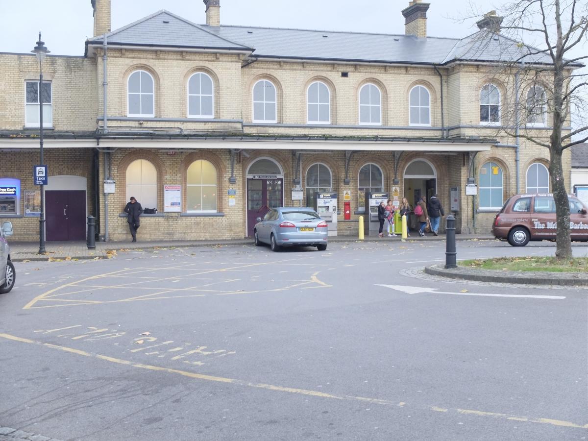 Aldershot Railway Station Aht The Abc Railway Guide