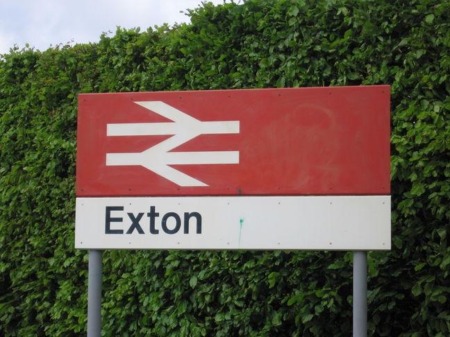 Exton Railway Station (EXN) - The ABC Railway Guide
